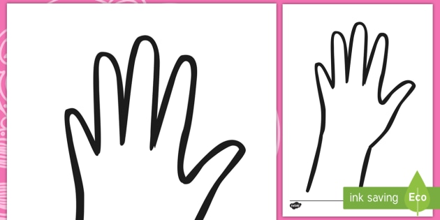 630x315 Diwali Hand Outline Activity