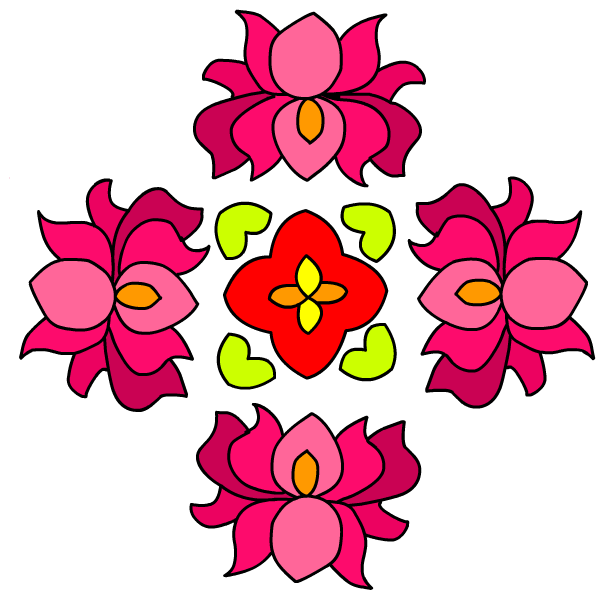 600x600 Kids' Activities, Coloring Pages, Crafts And History Of Diwali