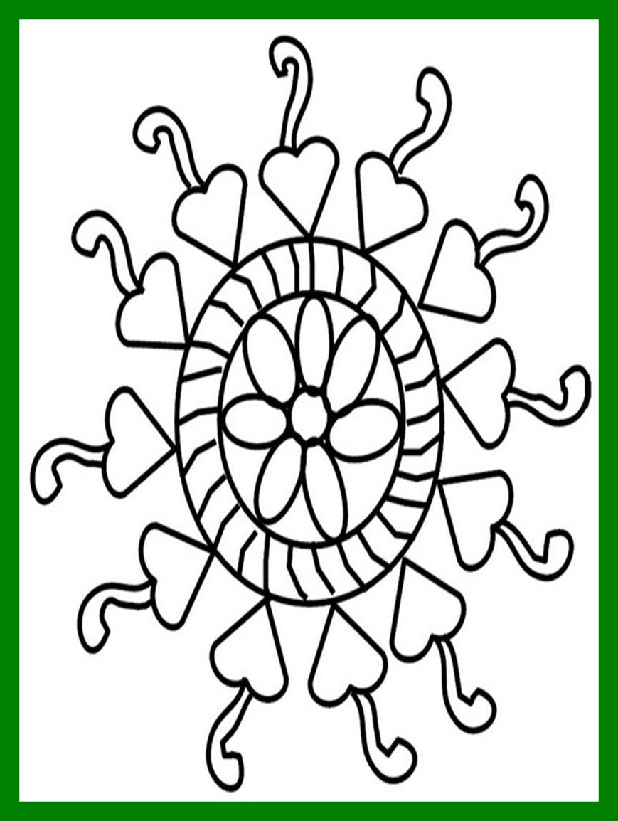 Diwali Colouring Pages at GetDrawings.com | Free for personal use ...