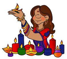 236x206 Printable Diwali Coloring Page. Free Pdf Download