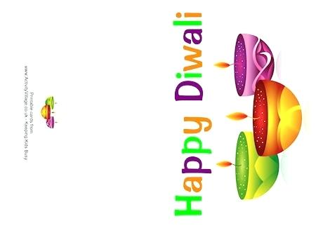 460x325 Happy Diwali Coloring Pages