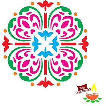 350x350 Buy Diy Rangoli For Divali