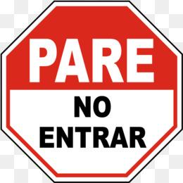 260x260 Spanish Stop Sign Clip Art