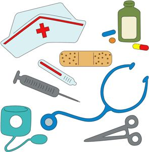 295x300 Doctor Instruments Clipart Amp Doctor Instruments Clip Art Images