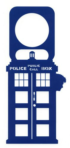 Doctor Who Tardis Clipart