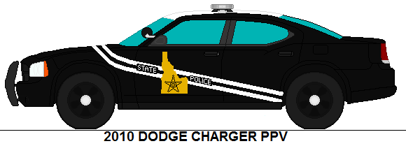 580x209 Idaho State Police 2007 Dodge Charger By Prpfd2011