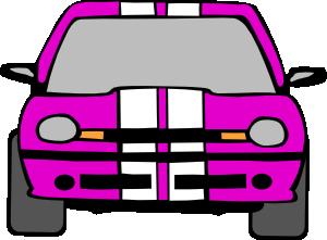 300x221 Dodge Neon (Pink) Clip Art