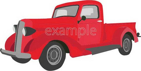 570x289 Dodge 1936 Truck Svg Car Dodge Svg File Clip Art Dodge