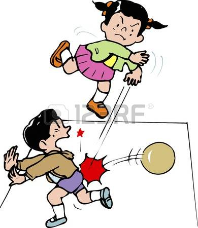 390x450 Dodgeball Clipart Group