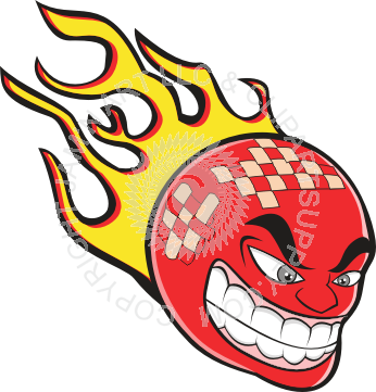 346x361 Dodgeball Flame Clipart Clipart Kid