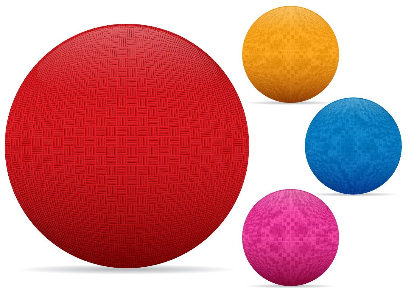 1400x980 Dodgeball Free Vector Art