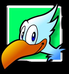 282x300 8167 Free Bird Clip Art Cartoon Public Domain Vectors