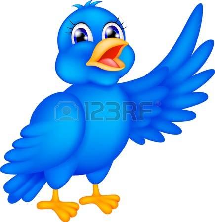 435x450 Young Bird Clipart
