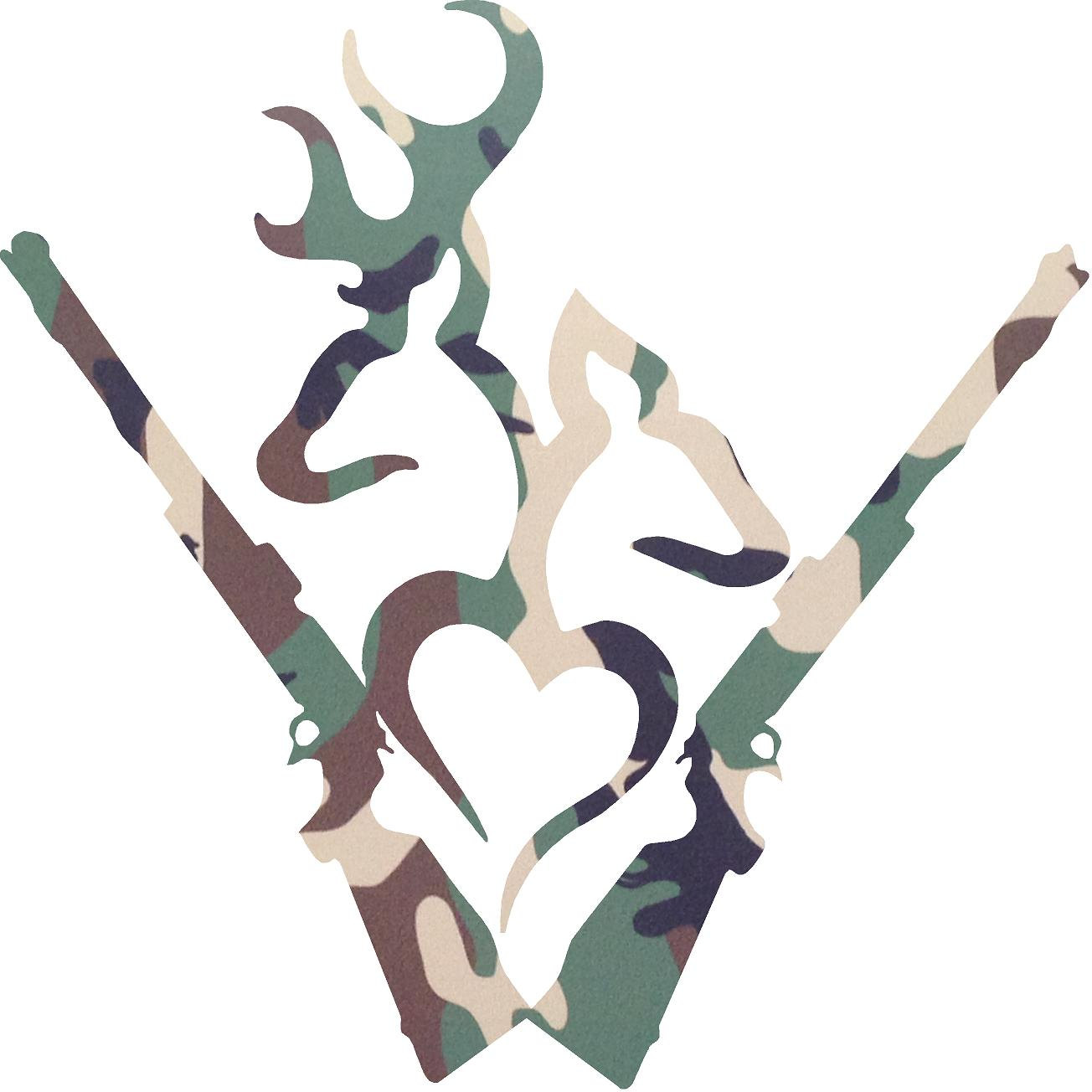 1304x1304 Collection Of Camo Heart Clipart High Quality, Free Cliparts