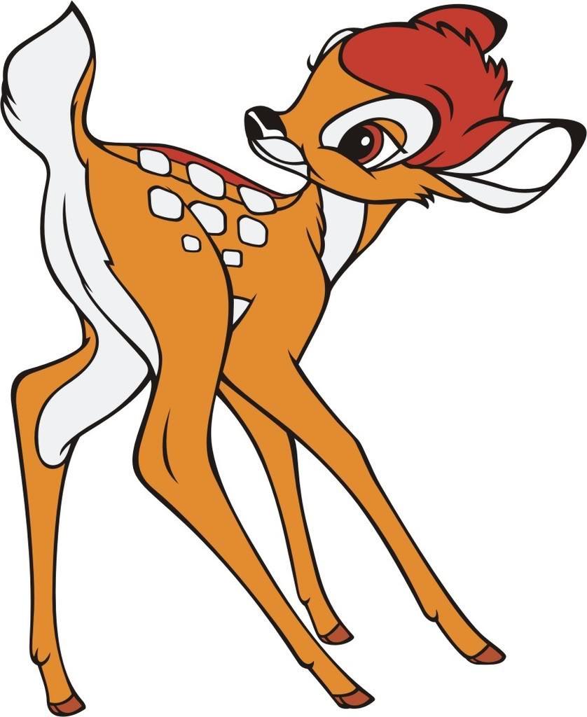 838x1024 Bambi Clipart Bambi Disney