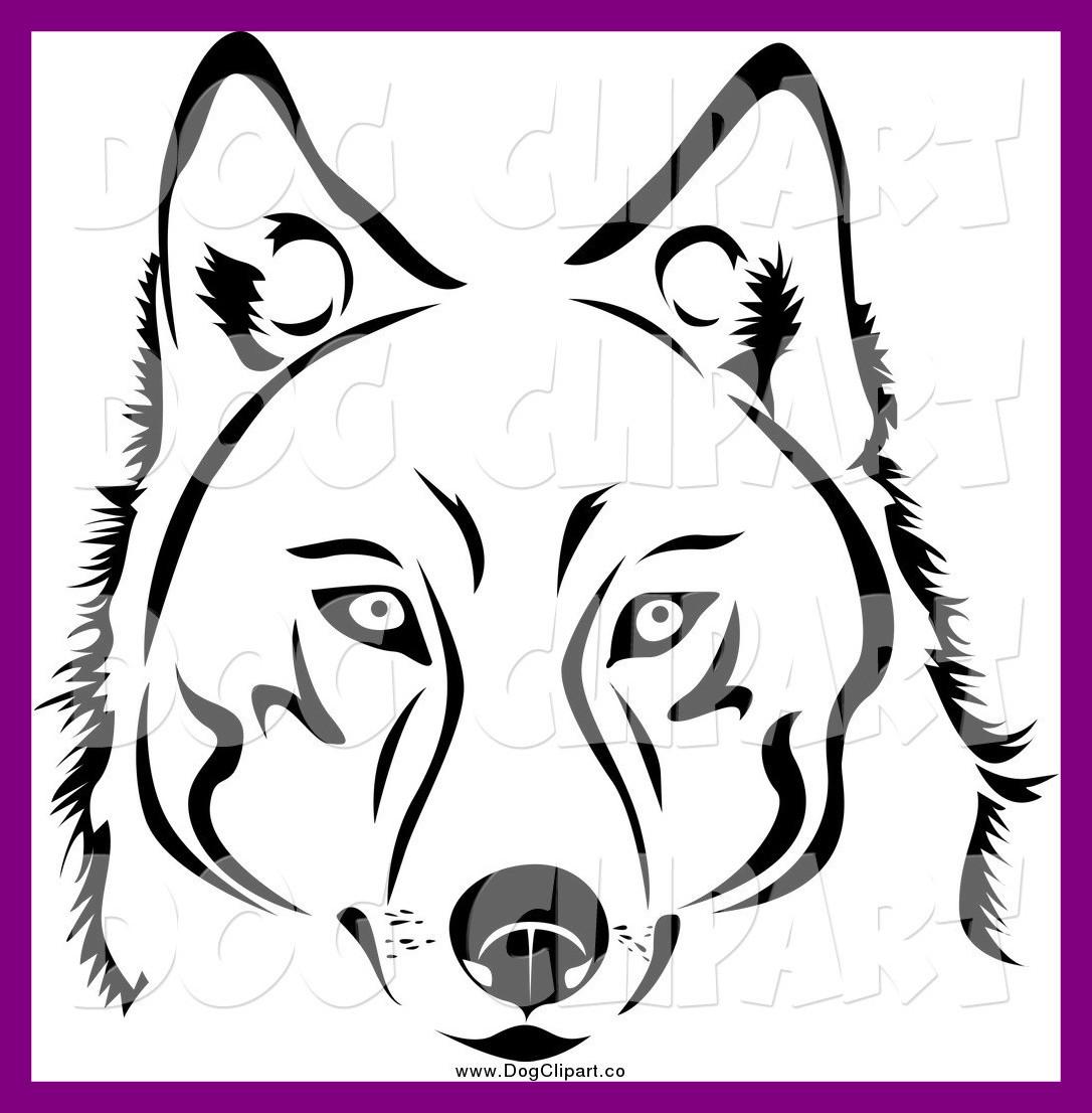 1086x1106 Dog Black And White Clip Art
