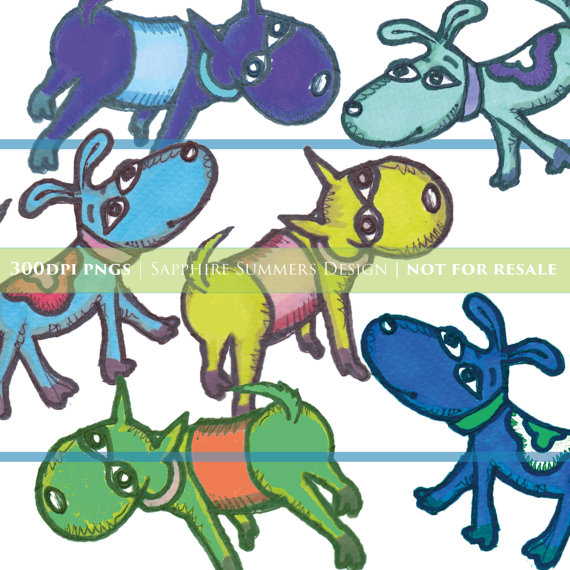 570x570 Puppies Clipart