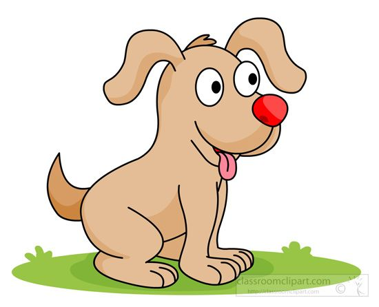 550x446 Puppy Clip Art