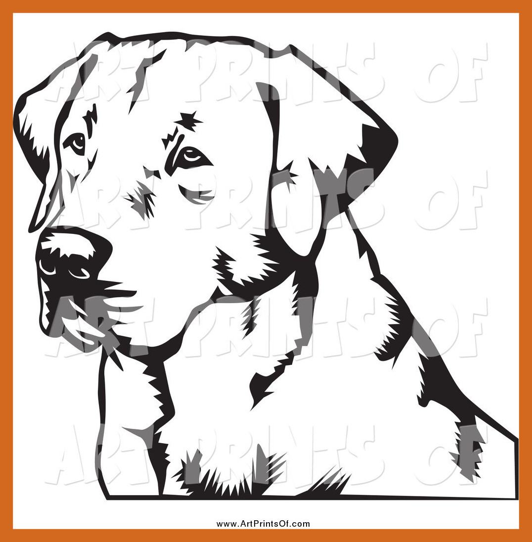 1076x1096 The Best Dog Black And White Clipart Picture For Cute Puppy Trend