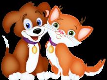 220x165 Dog Cat Clipart Puppy Stock Illustrations 58779 Puppy Clip Art
