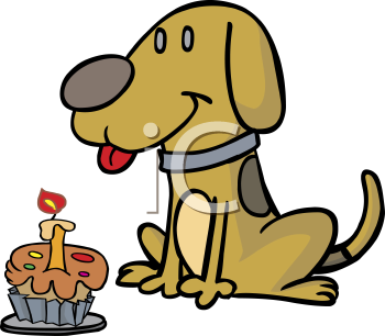 350x306 Collection Of Dog Happy Birthday Clipart High Quality, Free