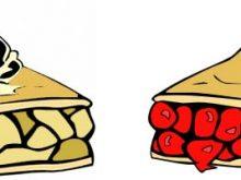 220x165 Pie Images Clipart Cherry Pie Clip Art Free Vector In Open Office