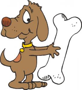 273x300 Dogs 2 Cartoon Clip Art Download