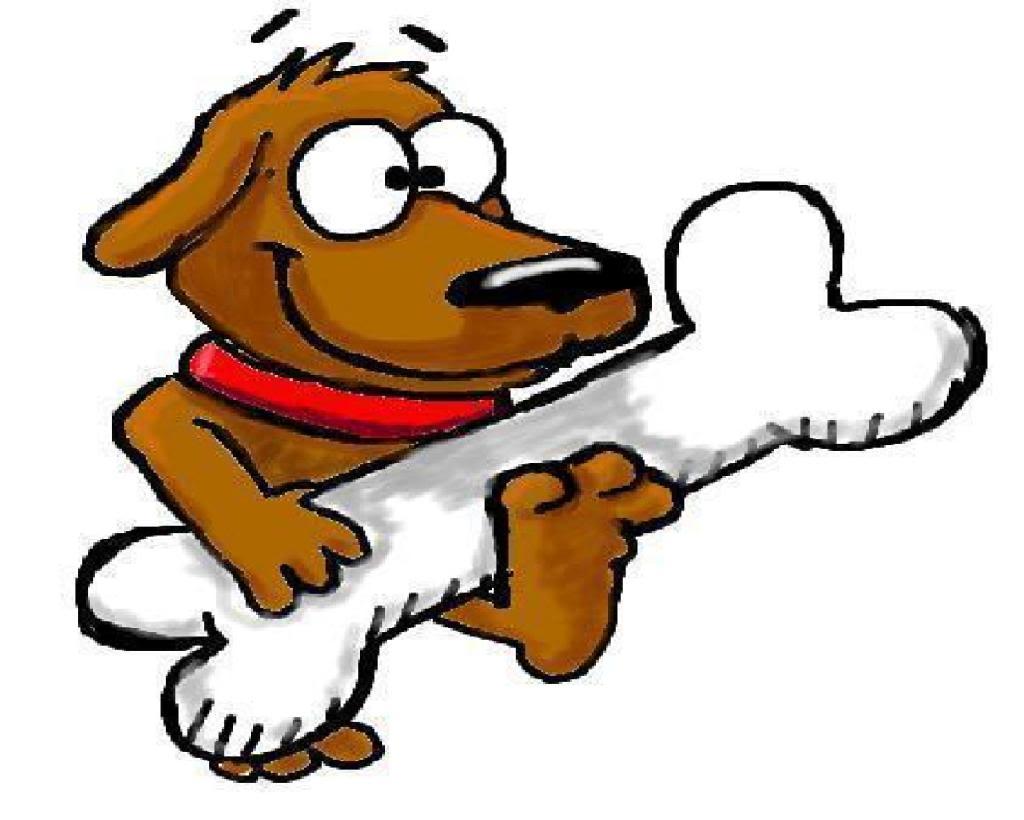 1024x820 Homey Cartoon Pictures Of Dog Bones Bone Free Download Clip Art