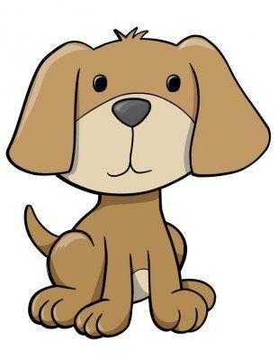 309x400 Coolest Cute Puppy Clipart