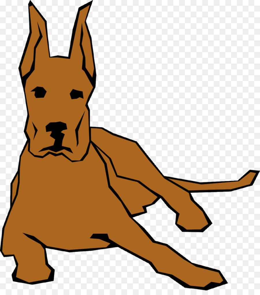 900x1020 Great Dane Drawing Line Art Clip Art