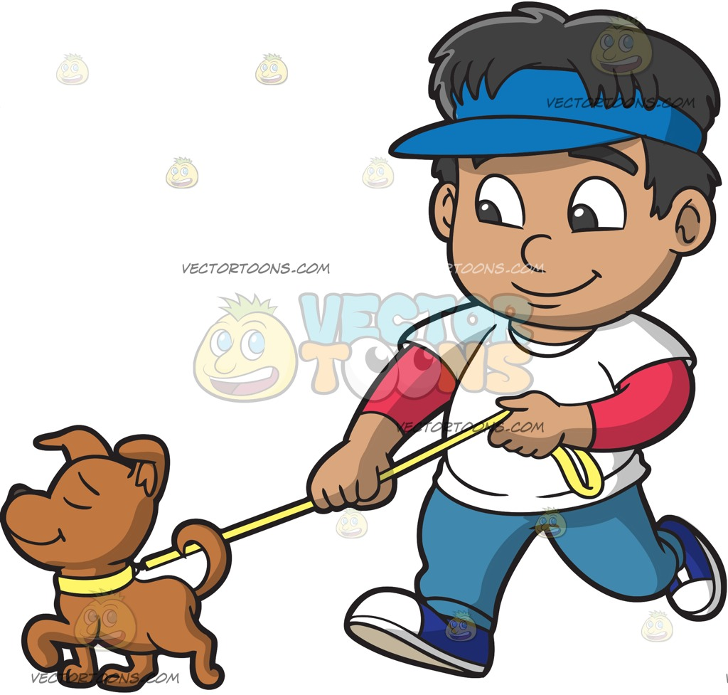 Dog Cartoon Clipart