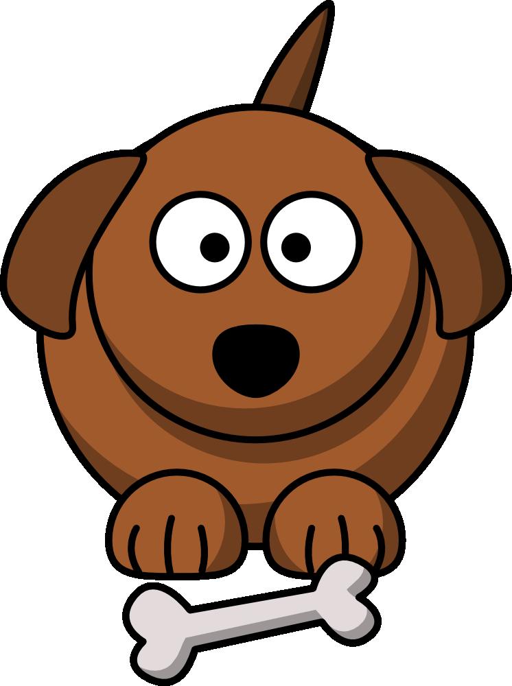 746x1000 Cute Cartoon Dog Graphic