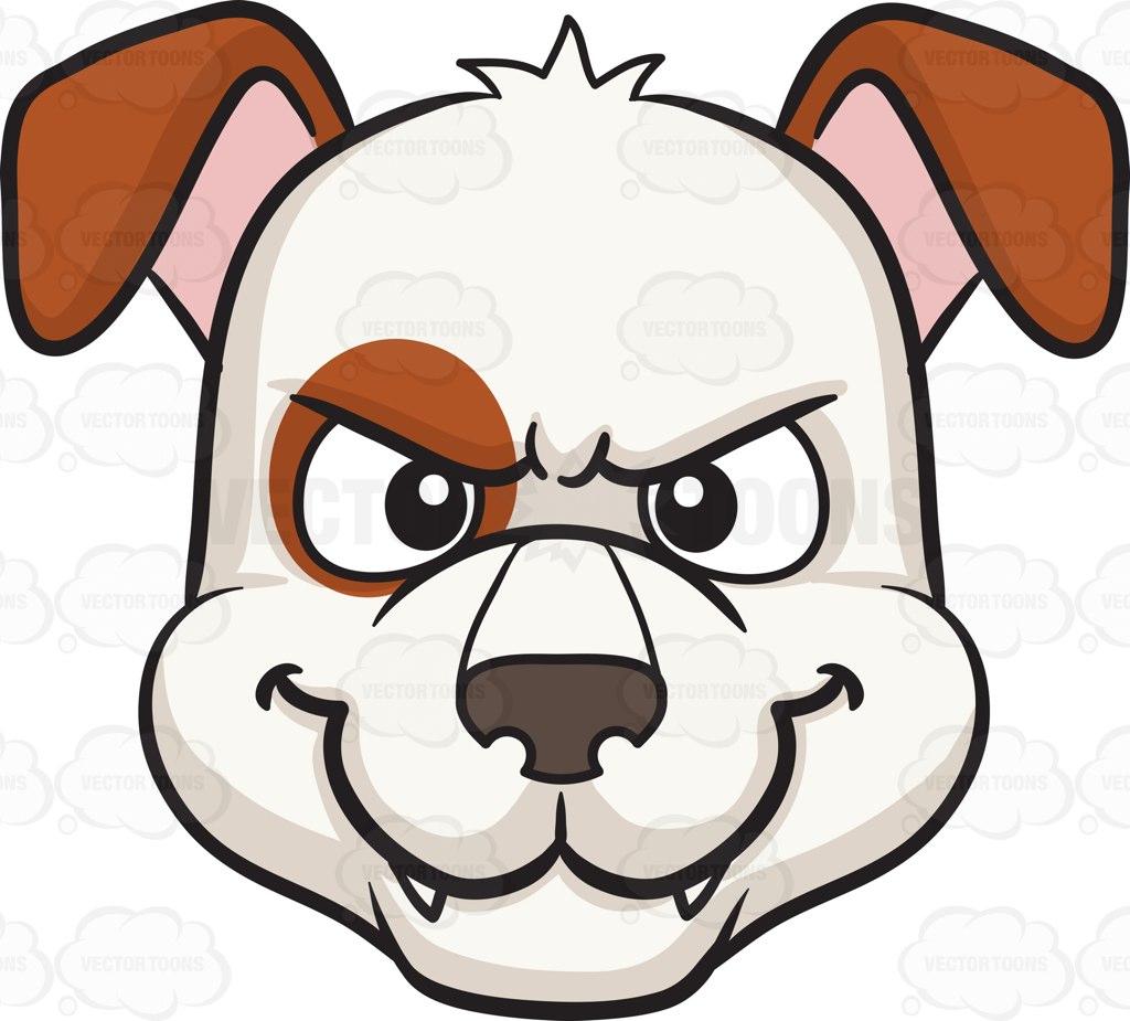 1024x925 A Mischievous Dog Cartoon Clipart Vector Toons