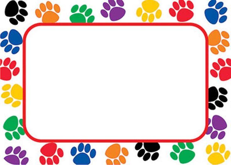 736x526 Free Dog Paw Clipart Image