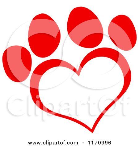 450x470 Best Of Dog Paw Clip Art