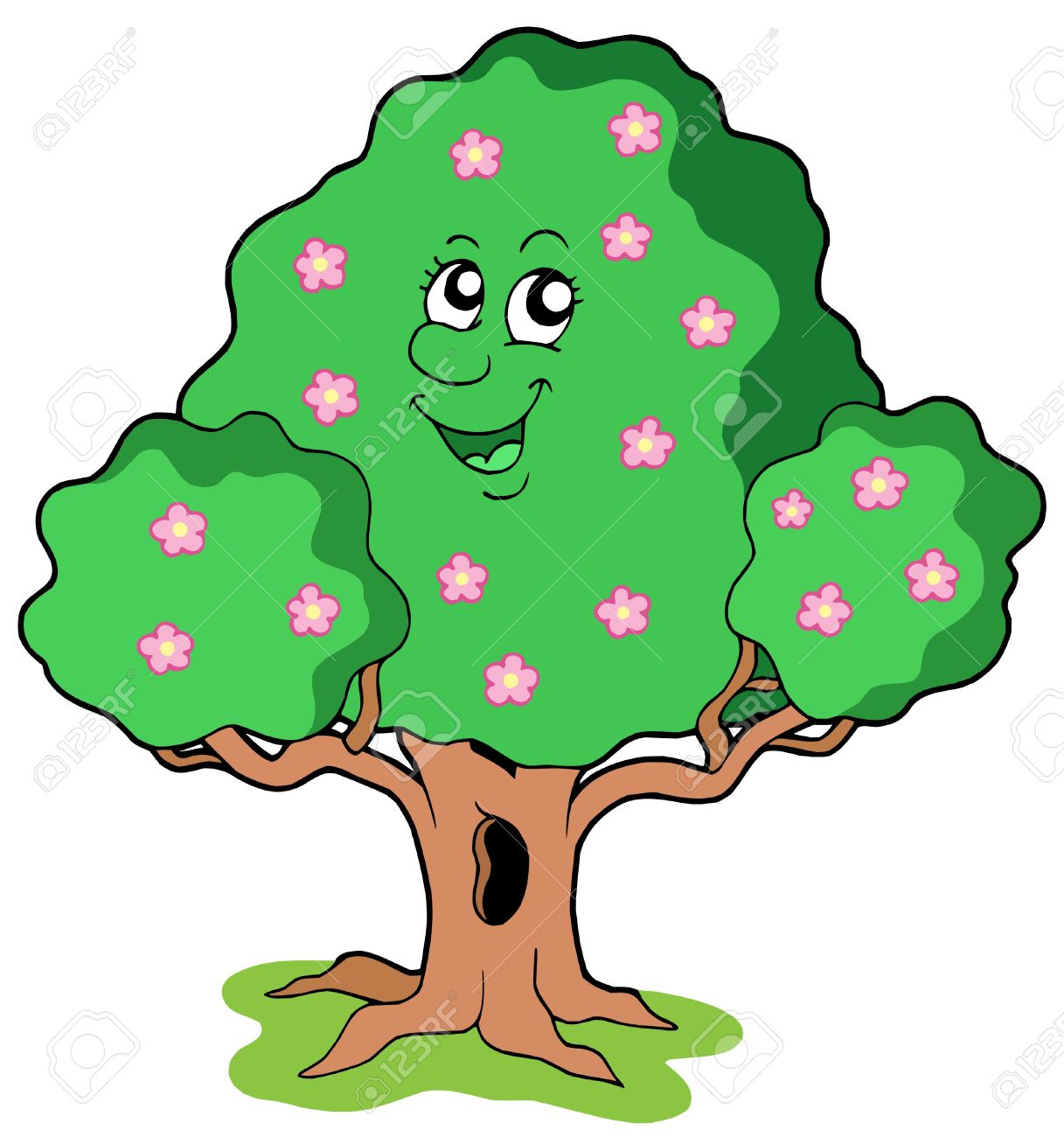 1217x1300 Hollow Tree Cliparts 101 Clip Art