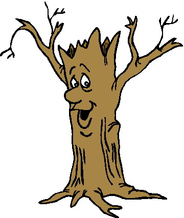 360x426 Old Tree Clipart