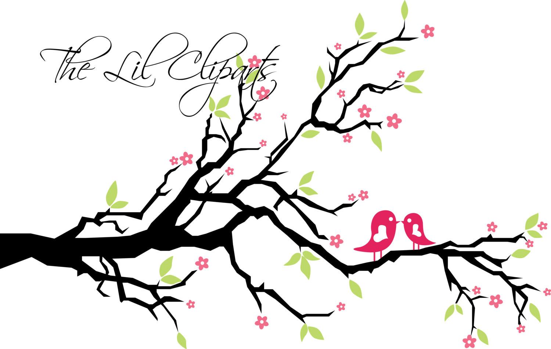 1500x949 Blossom Clipart Tree Branch