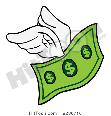 Dollar Bill Clipart