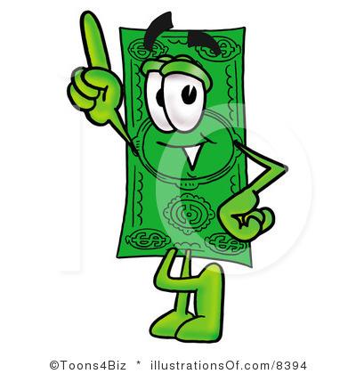 400x420 Money Bills Clipart Black And White Clipart Panda