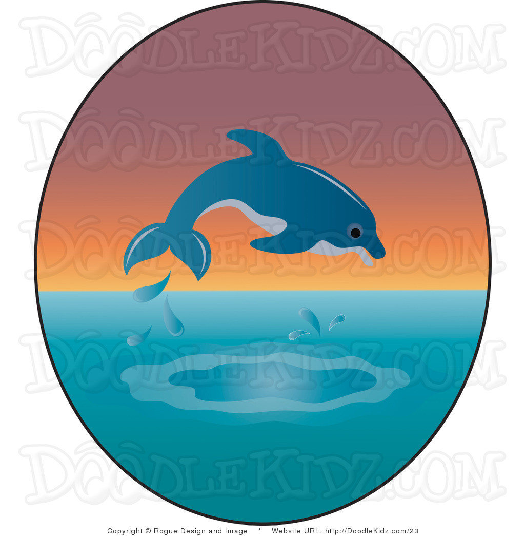 1024x1044 Dolphin Clip Art Png Download 1300 1371 Free Fair Clipart