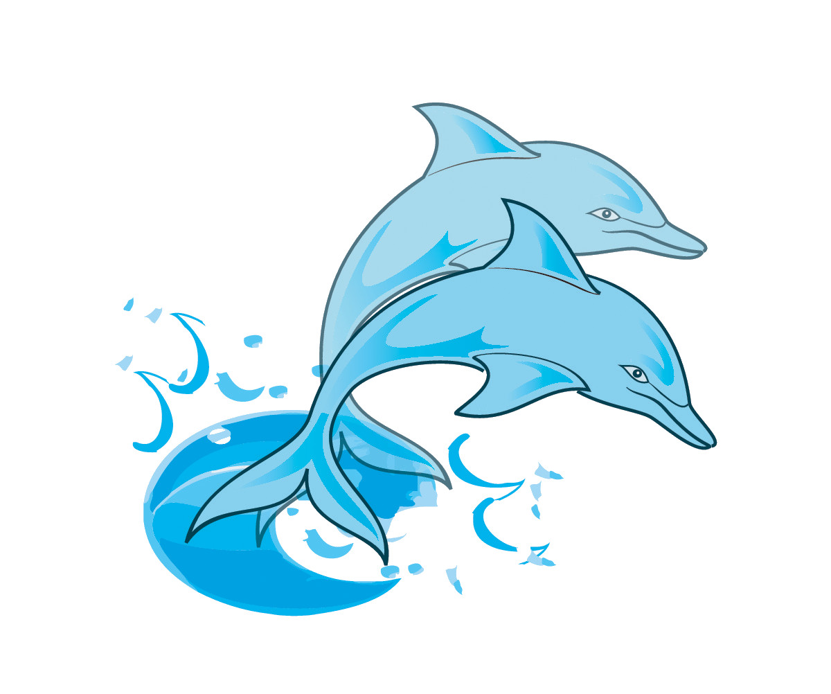 1200x1002 Free Dolphin Clipart Showy Dolphins Clip Art Thatswhatsup