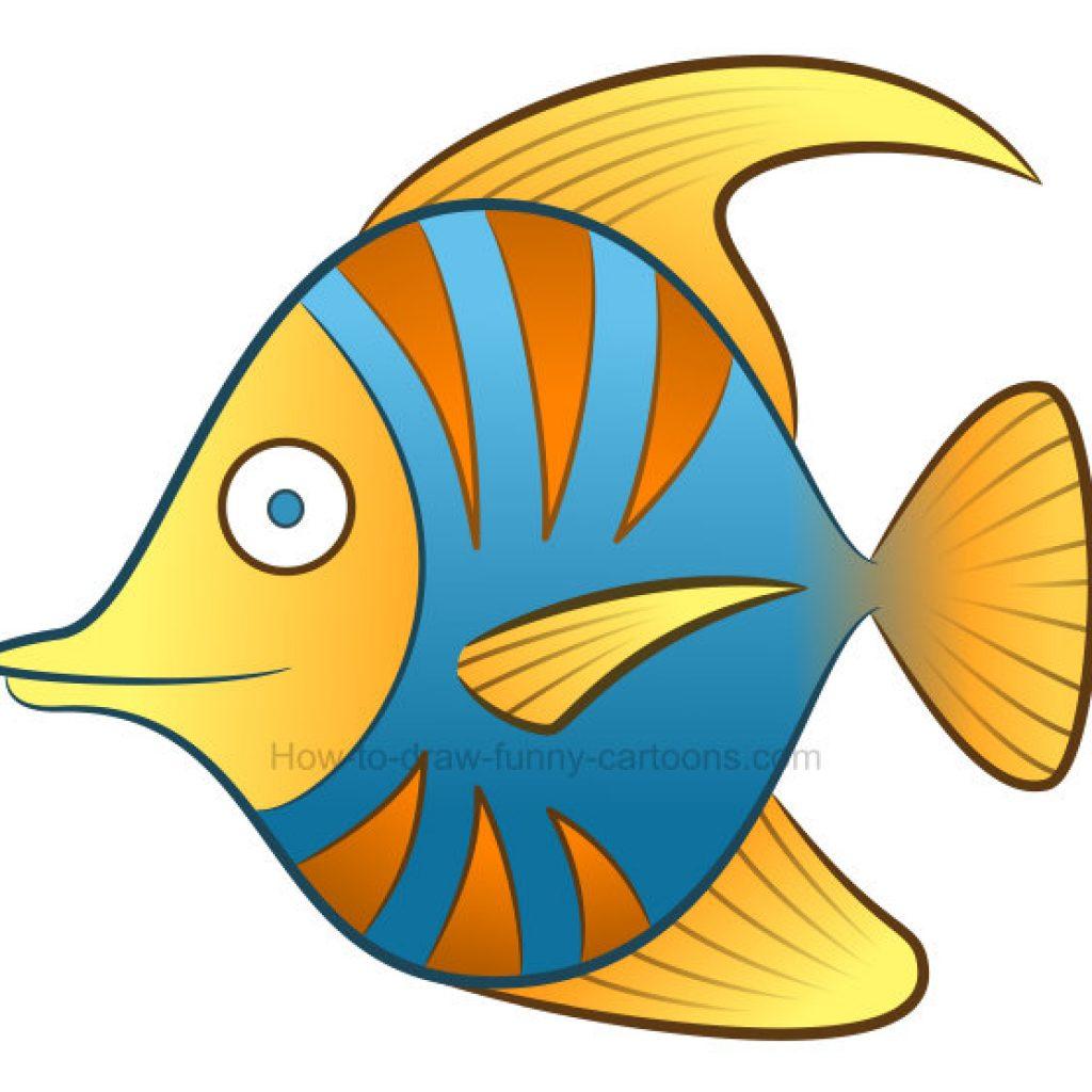 1024x1024 Fish Clip Art For Kids Sevimlimutfak