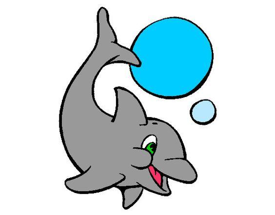 Delfin Clipart