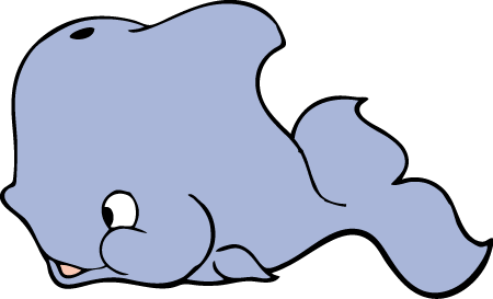 450x273 Free Dolphin And Whale Graphics