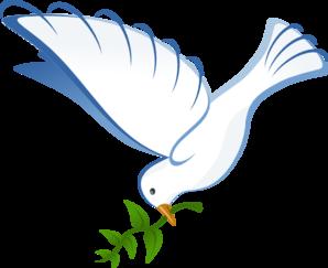 298x243 Dove Graphics White Dove Clip Art Faithfulfollower