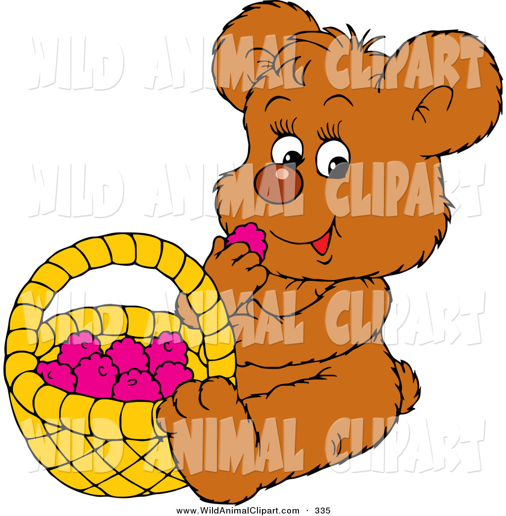 1024x1044 Cute Brown Bear Clipart Clipart Panda