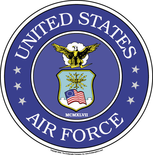 500x507 Air Force Base Clipart