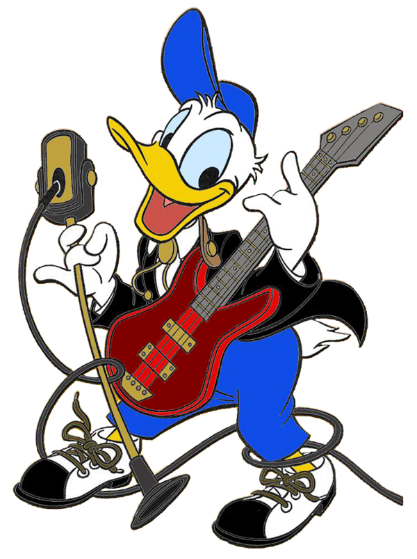 600x803 Duck Clipart Dancing