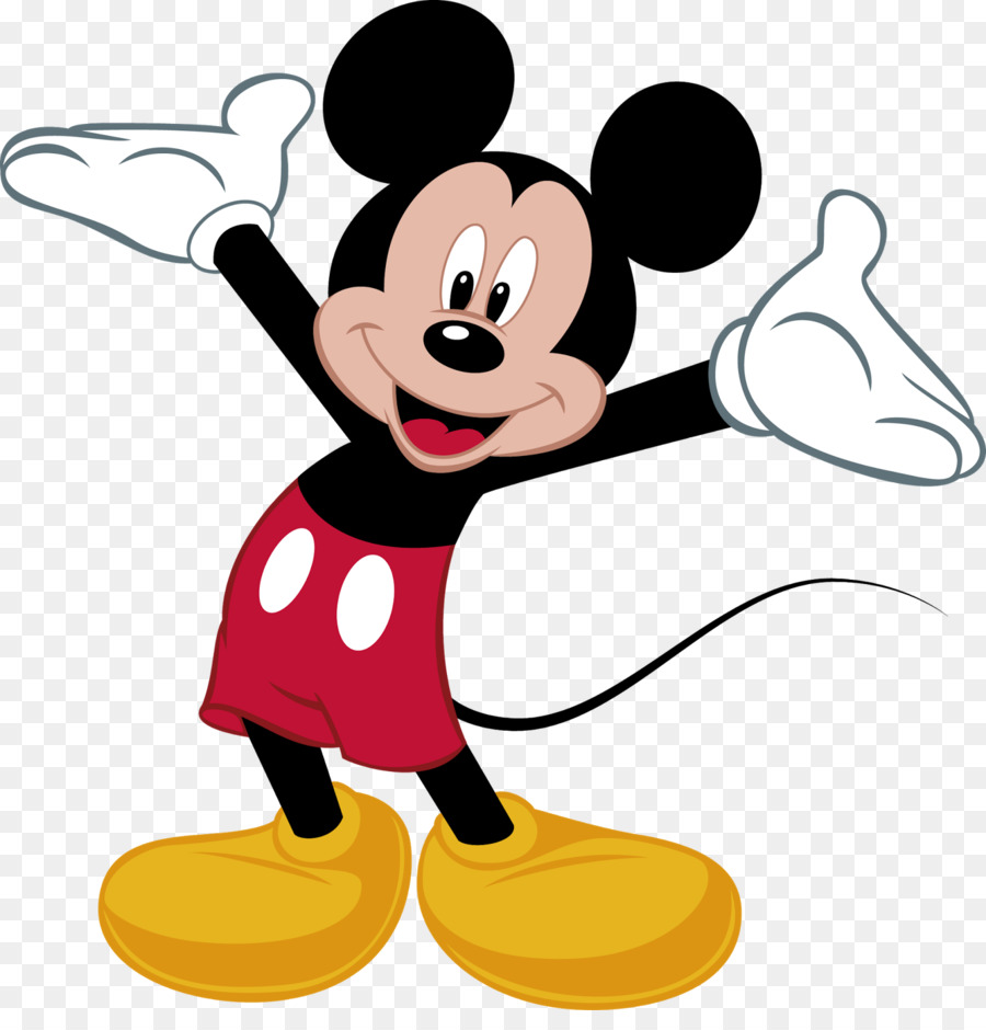 900x940 Mickey Mouse Minnie Mouse Donald Duck Pluto Clip Art